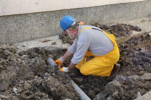 sewer line repair services in Odessa, FL