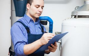 tankless water heater in Tampa, FL